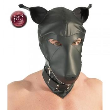 Maschera testa di cane
