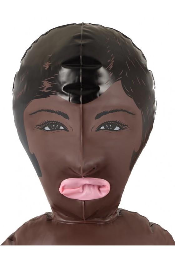 Calze A Rete Hosiery Tigh High Black