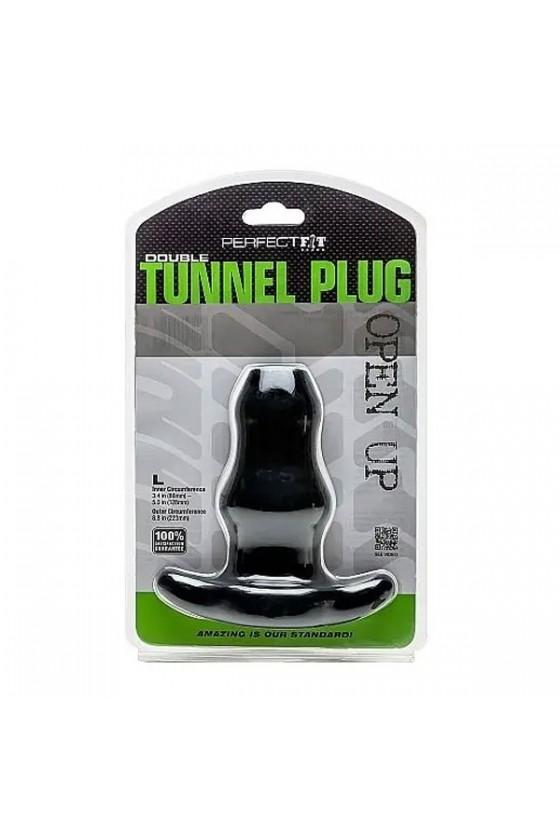 Plug a doppio tunnel
