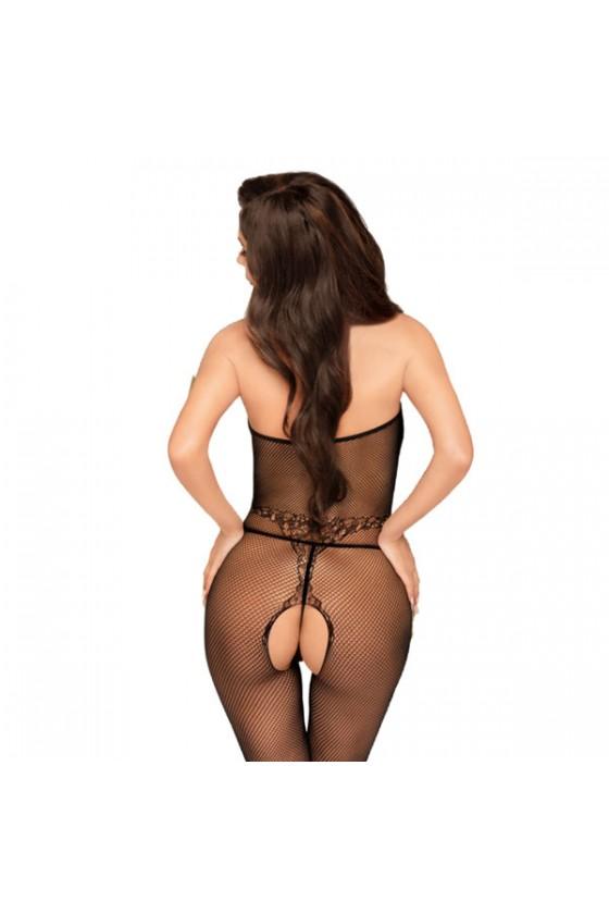 Tuta in rete sexy Penthouse modello First Lady