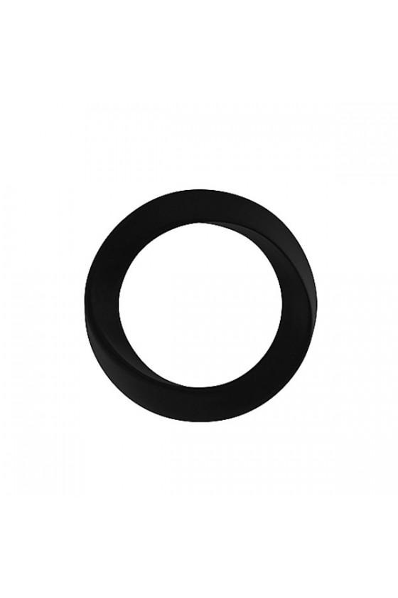 Anello fallico modello Infinity nero