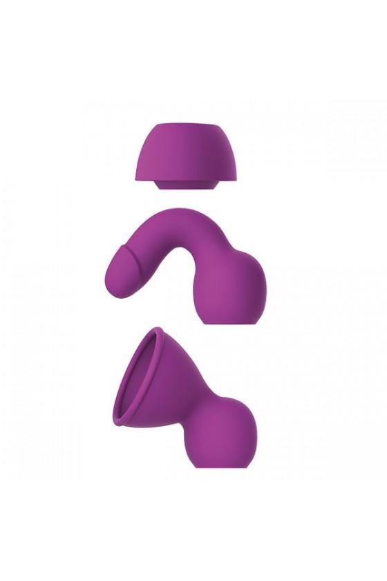 Vibratore modello Love Queenpin viola