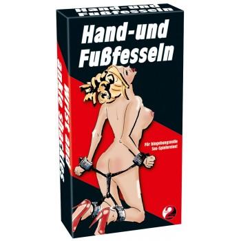 Costrittivi mani e piedi