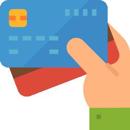Con Paypal puoi pagare con tutte le Carte e Bancomat